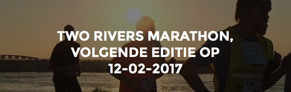 Two Rivers Marathon 12-02-2017